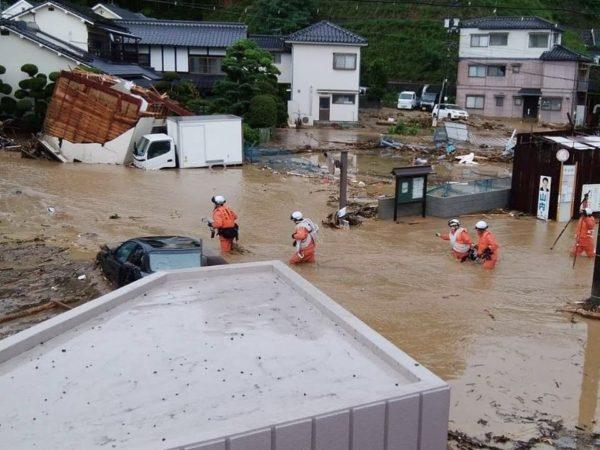 西日本豪雨、寄付方法まとめ
