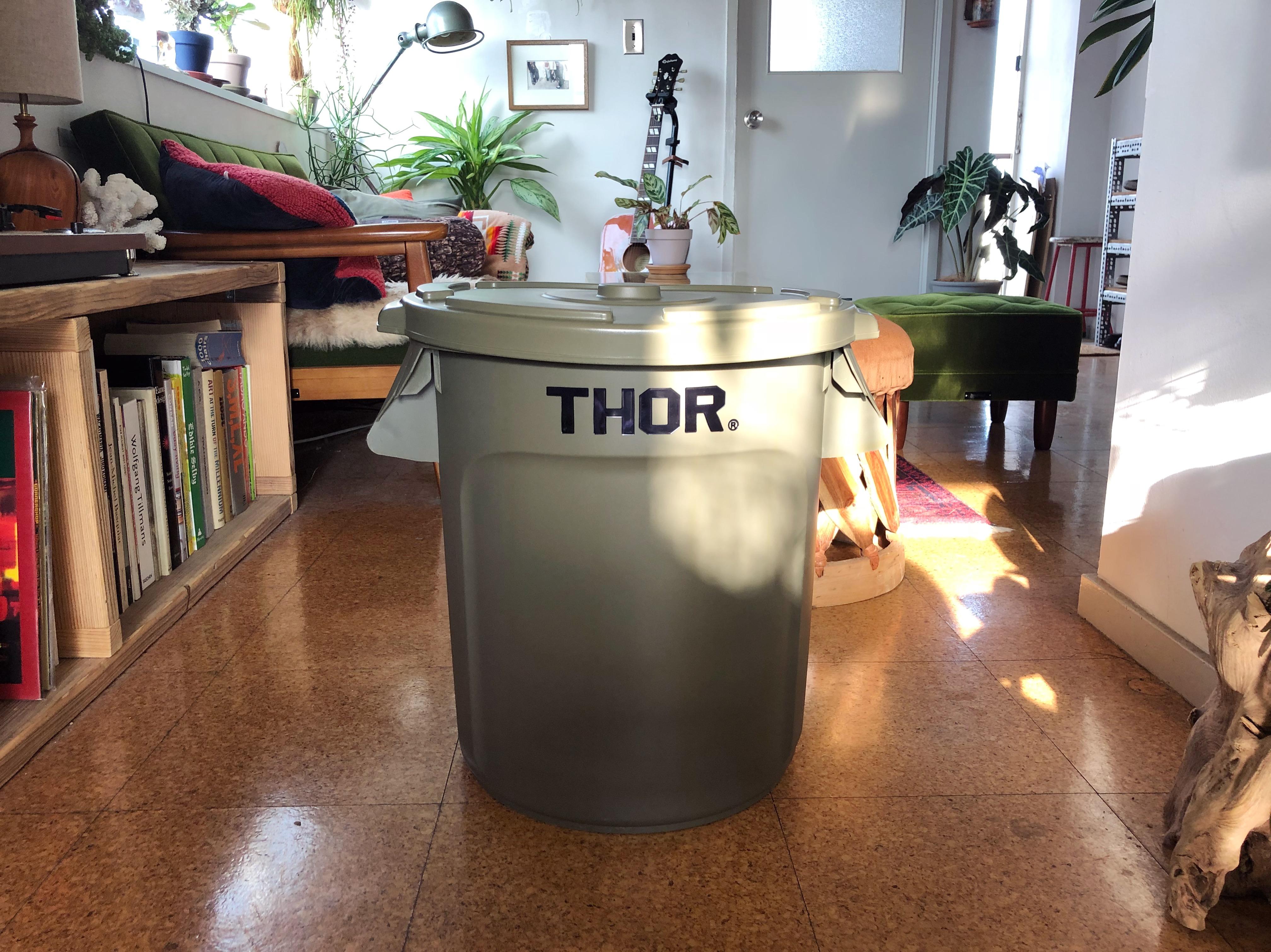 THORのダストボックス