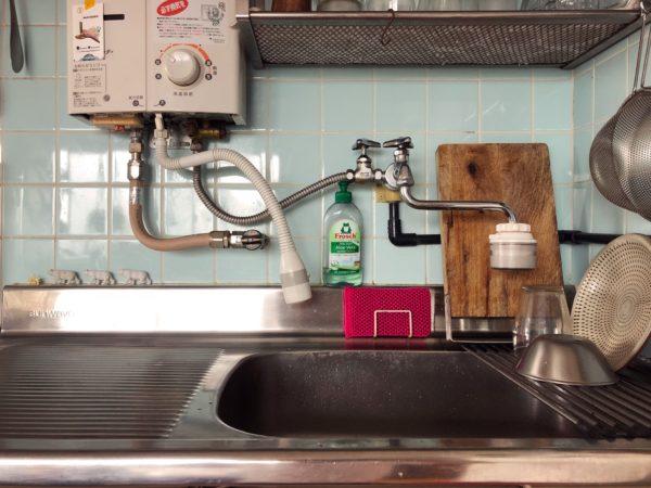 食器用洗剤は使わない/マジカルニットクリーナー