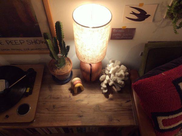 ランプのそばに置くと効果的なアイテム