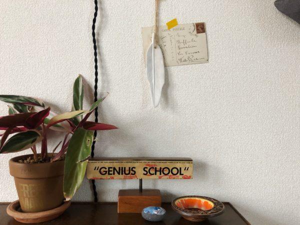 壁を彩るアクセント/鳥モチーフのアイテム