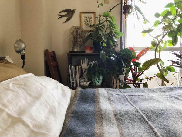 loomerのベッドカバー