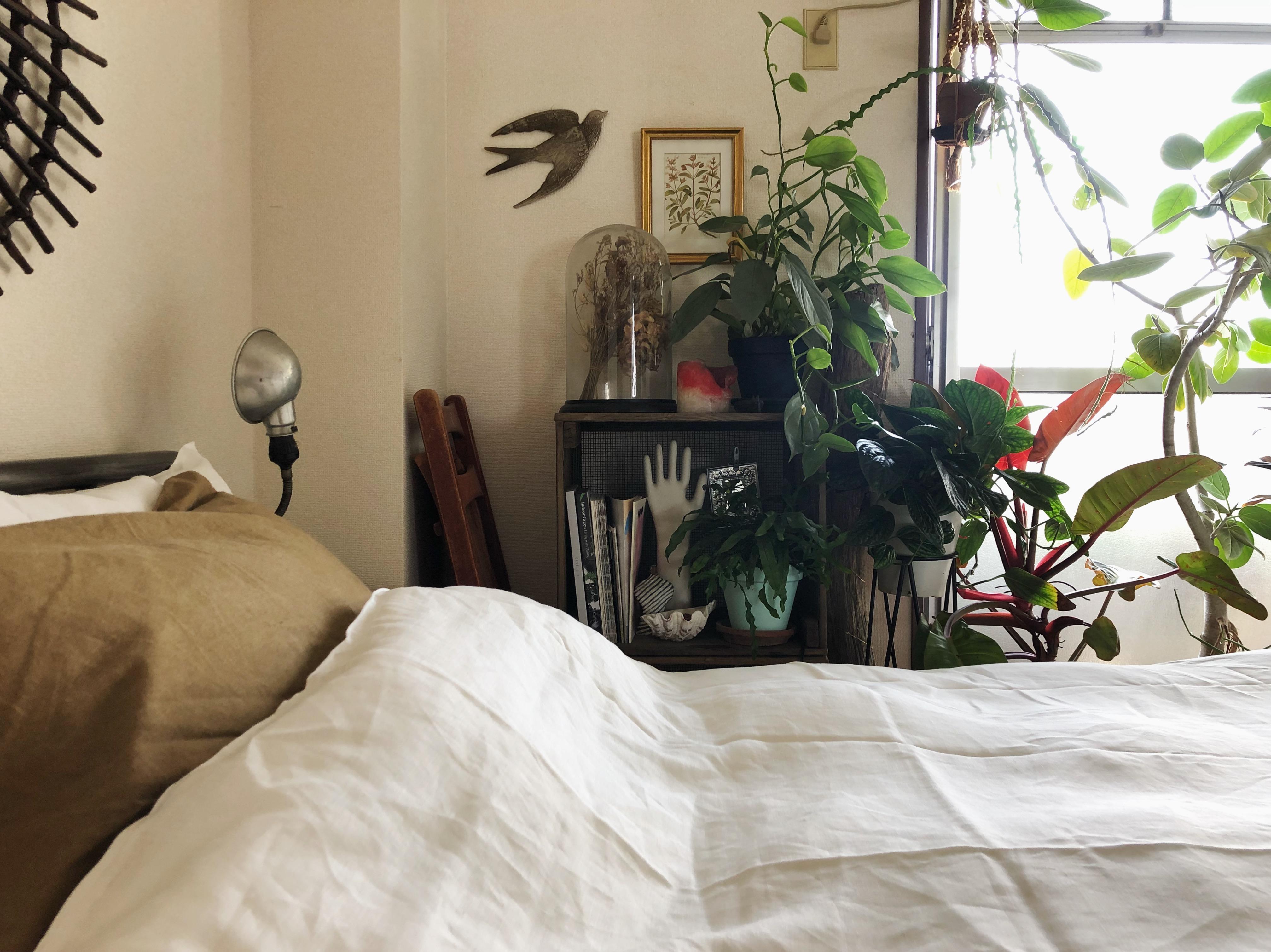 やっぱり寝具はリネン/ラブザリネンの布団カバー