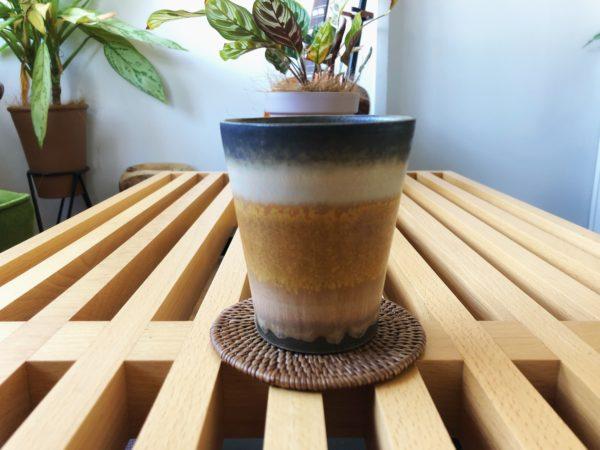 器で味は変わる/金澤尚宜さんのストレートカップ