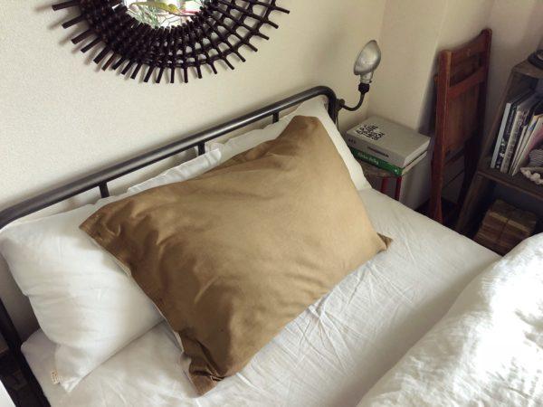 大きくてふかふかの枕