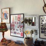 キッチンをアートで飾る/ジェフリー・チャンのリソプリント