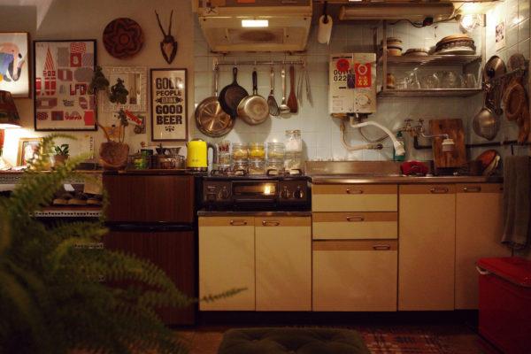キッチン 間接照明