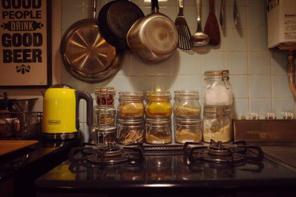 キッチンを間接照明にする理由