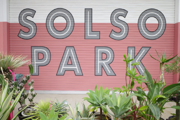 SOLSO PARK 南青山