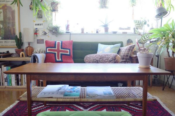 ついに届いたローテーブル by MOBLEY WORKS