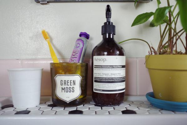 バスルームの景色を変える歯磨き粉【MARVIS】