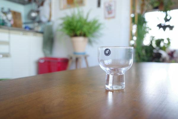 柳宗理の清酒グラス@D&DEPARTMENT