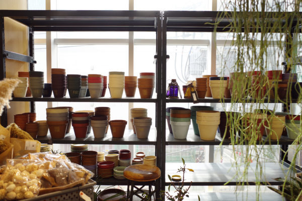 GREEN FINGERSの鉢が買えるショップ